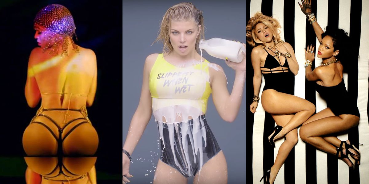 Marie Claire On Twitter The 13 Sexiest Music Videos Of All Time Https T Co Ogekinlww0