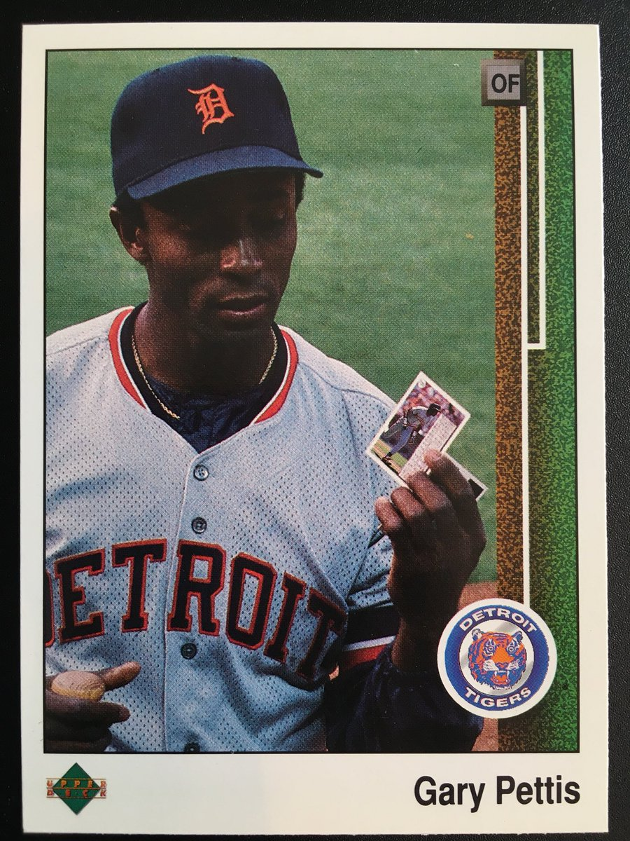 History Thru Cards On Twitter I Remember The 89 Upper Deck Gary