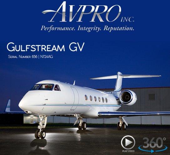 @AvproJets presents #Gulfstream #GV Next Gen Upgrades HUD and EVS Engines on RRCC Turn-key Management Part 135 Charter Opportunity See at  http:// ow.ly/sGQW30li8dJ  &nbsp;    #bizjet #bizav #aircraftforsale #privateaviation #privatejet #privateflying #jetforsale <br>http://pic.twitter.com/ntZz4QJxqK