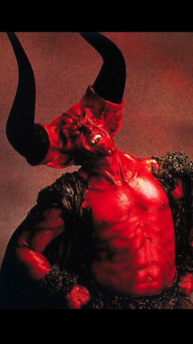 Демоны фото картинки реальные