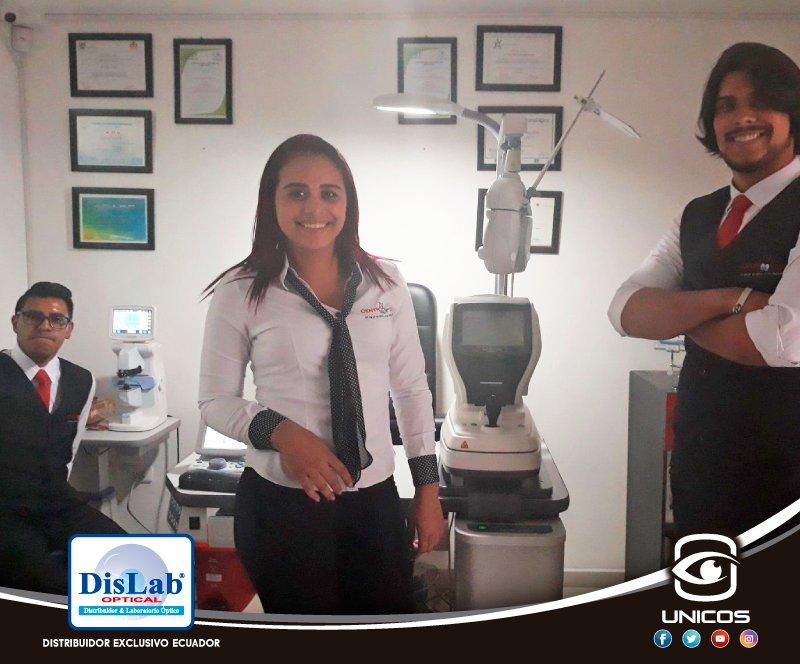 9207bfabd2 Óptica: Tu Centro Óptico: Opt. Erika Celi. Dirección: av. La Prensa y ...