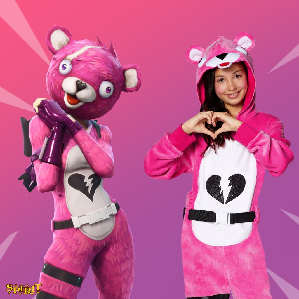 Spirit Halloween Fortnite Costumes.Spirit Halloween On Twitter Cuddle Team Leader Has Arrived