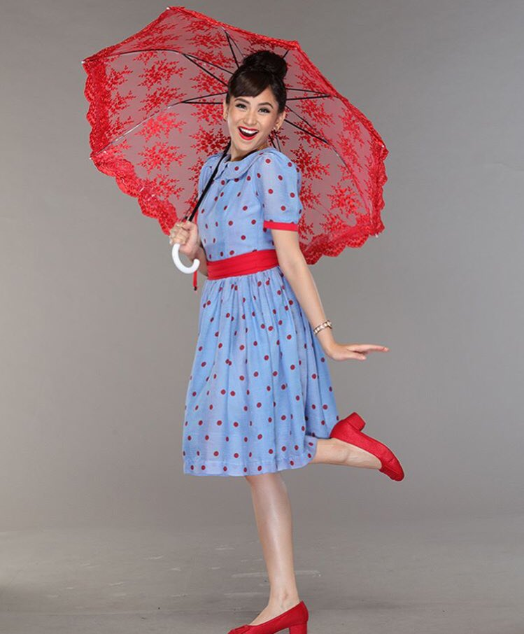 """Popster Nica ♡ on Twitter: """"who's excited for Miss Granny? exciting yung pag portray niya kay Audrey de Leon.Miss Granny in cinemas August 22! #MissGrannyPHPresscon… https://t.co/vwMZLF86rf"""""""