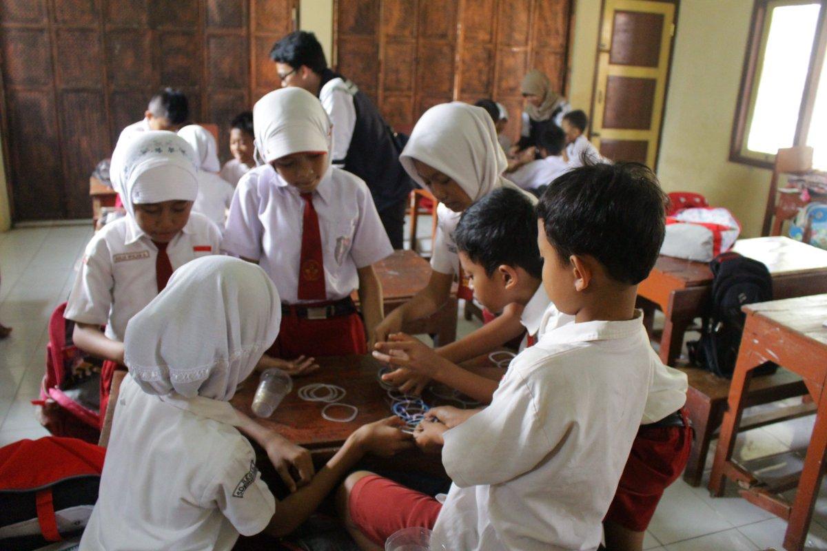 siswa-siswi SDN 3 Menganti