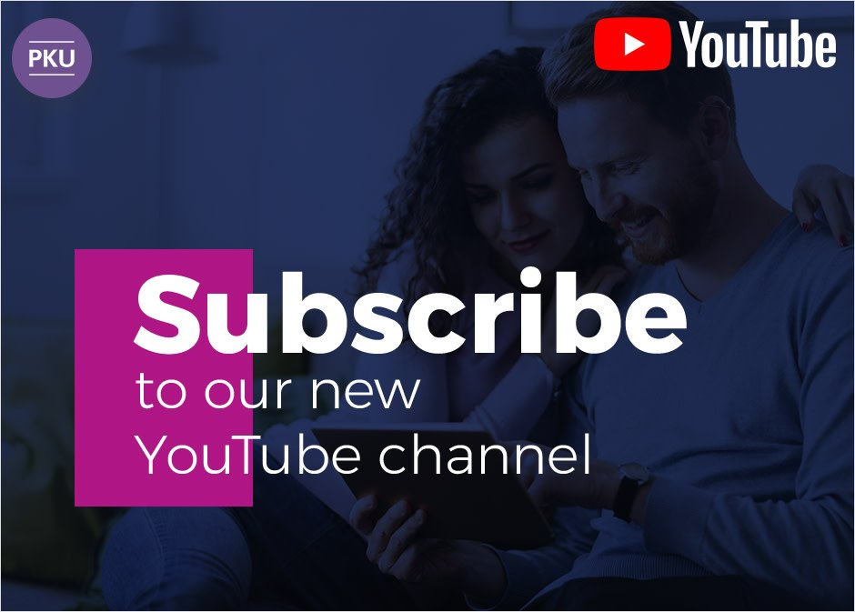 Our PKU Videos have a new YouTube channel. If you subscribed to our old YouTube channel, be sure to re-subscribe to stay updated with our latest videos. If you haven&#39;t subscribed, now is the perfect time! Go to  http:// youtube.com/c/PKUTube  &nbsp;  <br>http://pic.twitter.com/gDznwGymdh