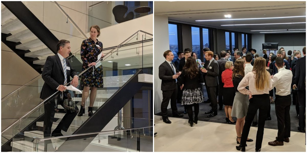 Last week we hosted our Priority Law Graduate event with presentations by partners Jonathan Wenig and Gen Sexton. Priority offers for law grads will be made at 10am tomorrow – good luck! http://abl.grad.careers  #LifeatABL #lawgrad #lawgraduate