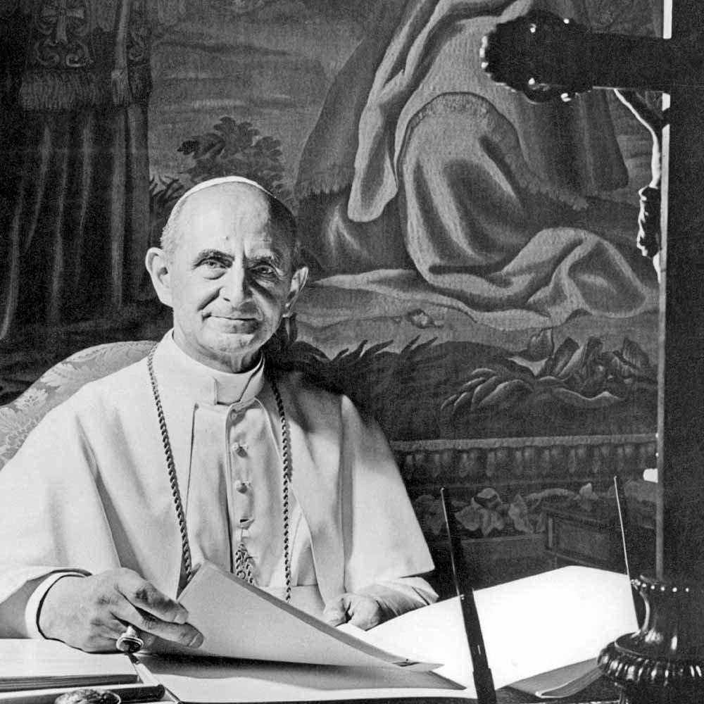 Resultado de imagen para Pablo VI
