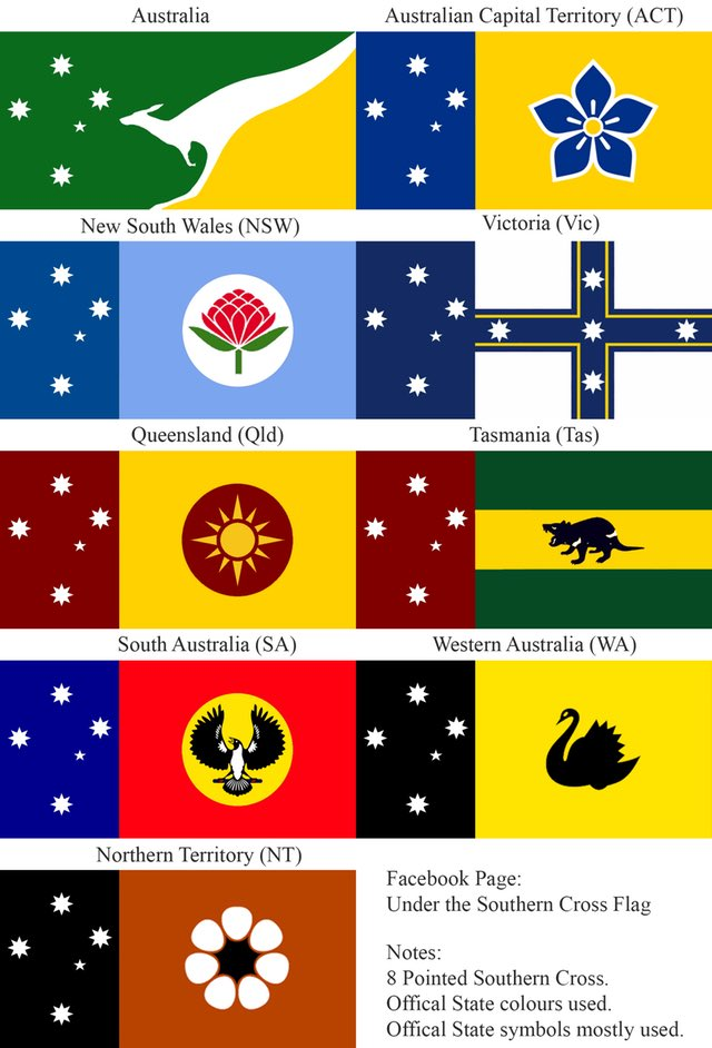 Flag Of Victoria On Twitter Australian Pale Template Of The