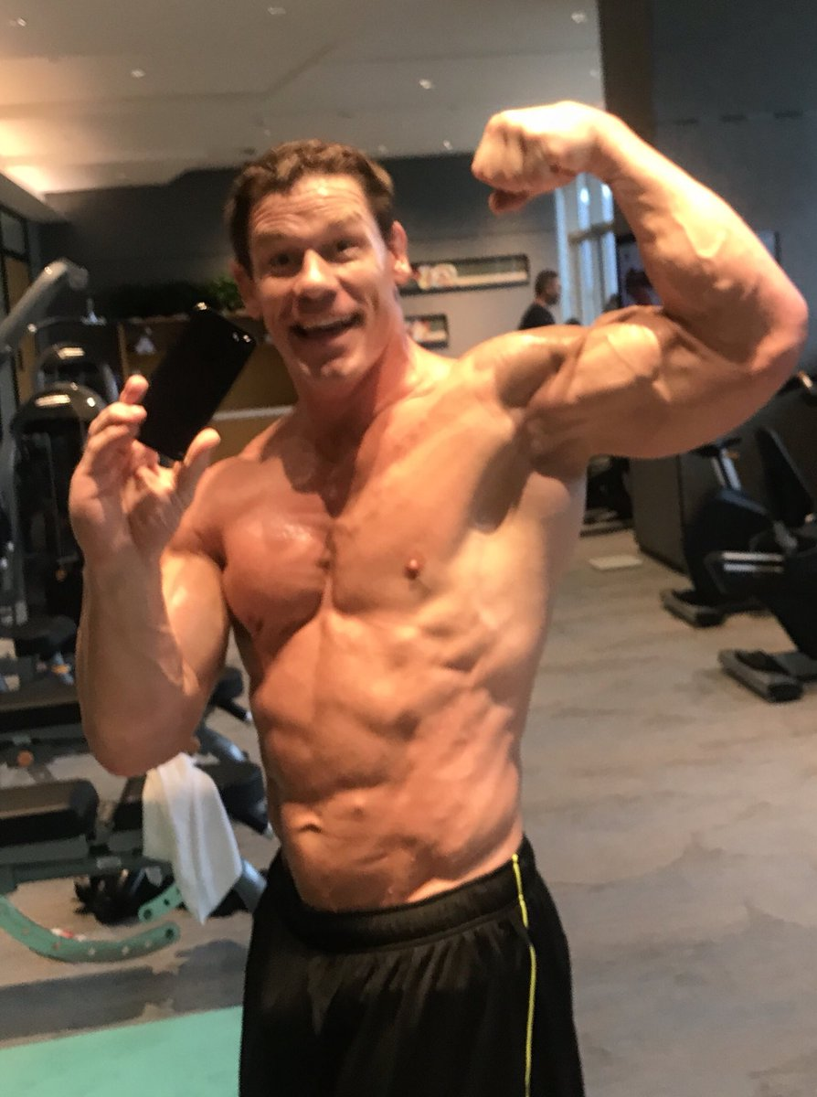 John Cena On Twitter Never Stay In Your Comfort Zone Too Long