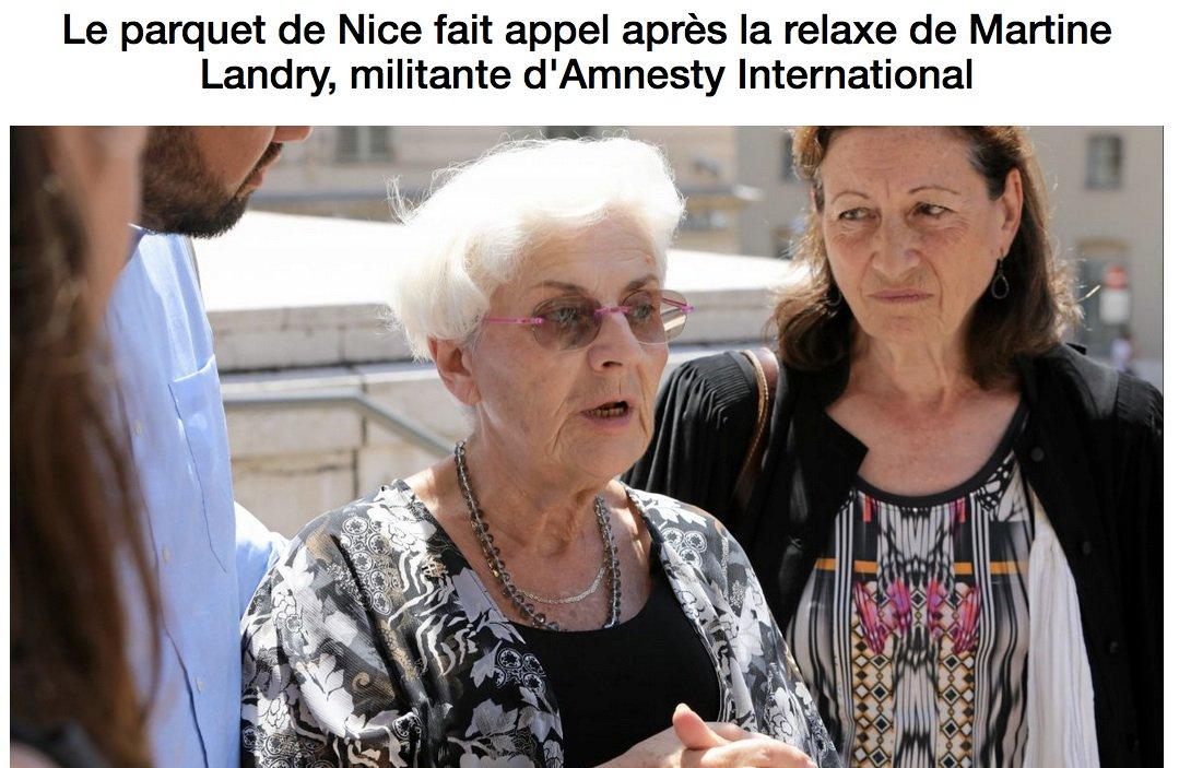 Je te résume la semaine  ❌ #Benalla : 15 jours de mise à pied avec maintien du salaire pour usurpation de la fonction de policiers et tabassage de passants  ❌ #MartineLandry risque 5 ans de prison (avec appel du parquet) pour avoir aidé des migrants  France, juillet 2018