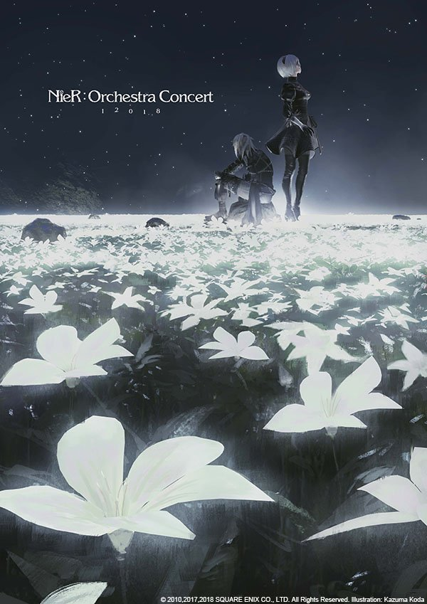 NieR Orchestral Arrangement Special Box Editionに関する画像5