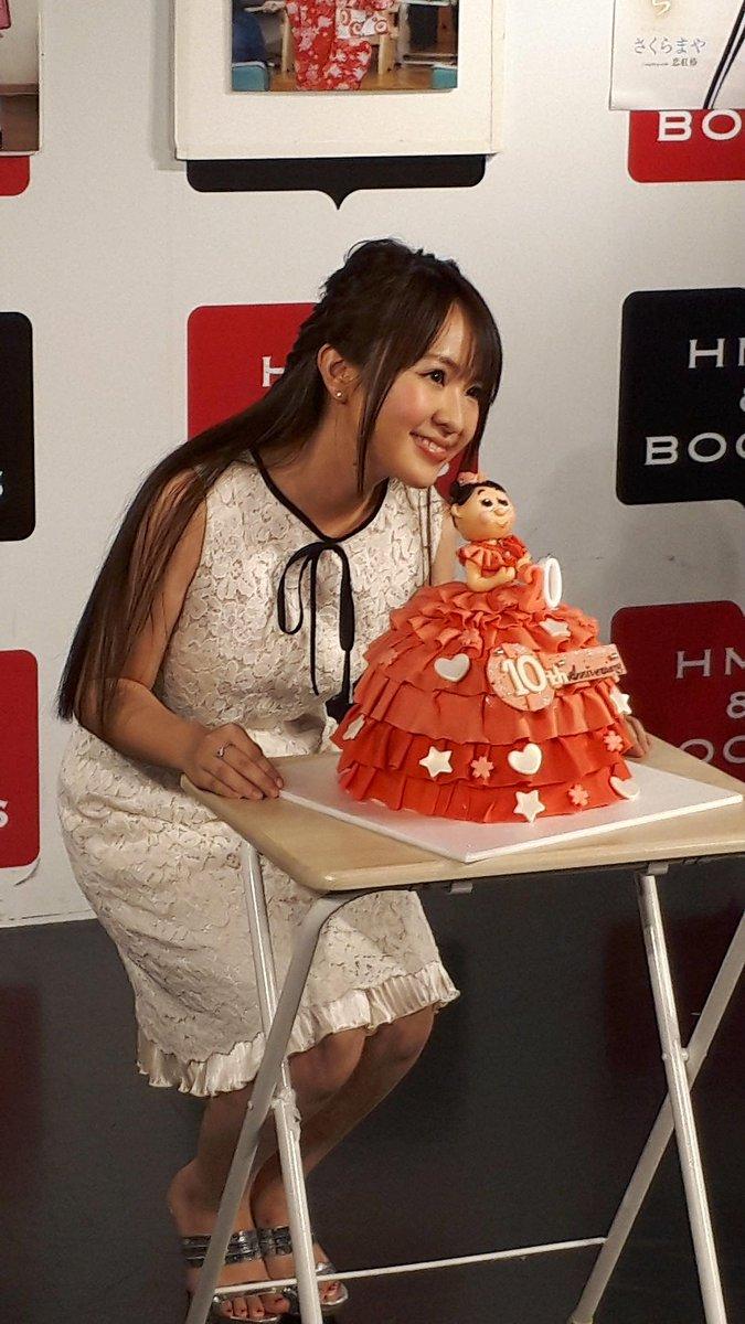 誕生日ケーキのさくらまや
