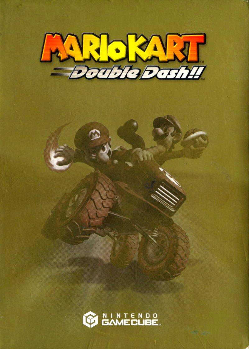 Cool Box Art On Twitter Mario Kart Double Dash Hmv