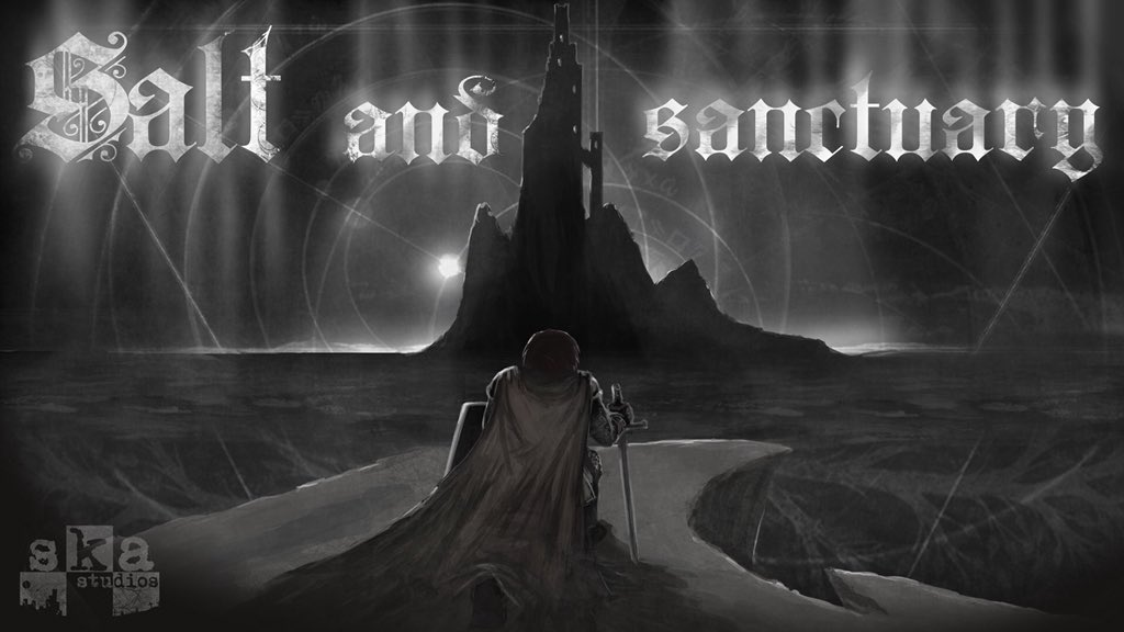 Empezamos el día con la llegada de Salt and Sanctuary de @skastudios a #NintendoSwitch El juego de acción en 2D inspirado en la #SagaSouls llegara el próximo 2 de agosto. El juego ya esta disponible en #PS4 #PSVita y #PCpic.twitter.com/Aq8JQ27Xra