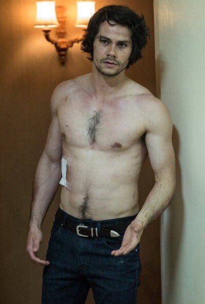 Dylan O Brien Shirtless