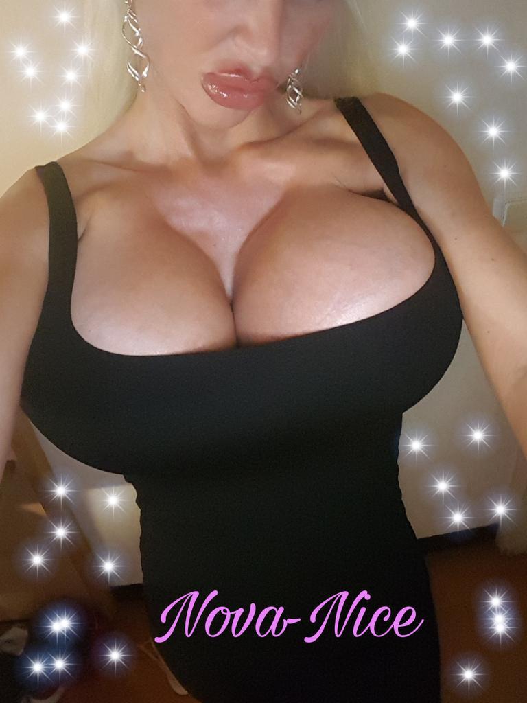 Nova nice boobs
