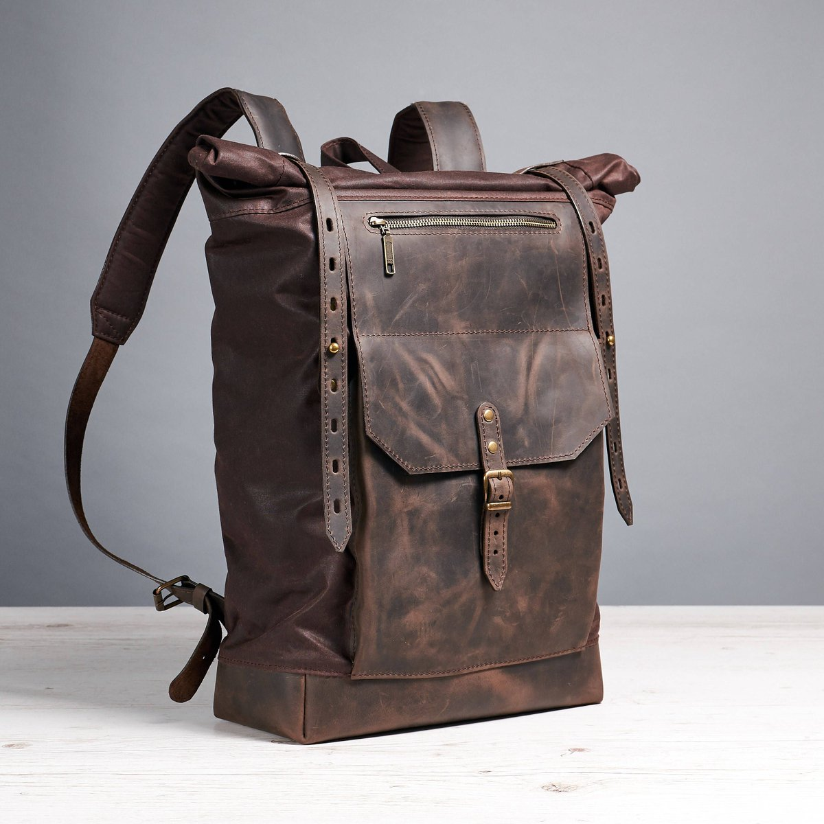 Great backpack for everyday use with high quality materials c259a6751385e