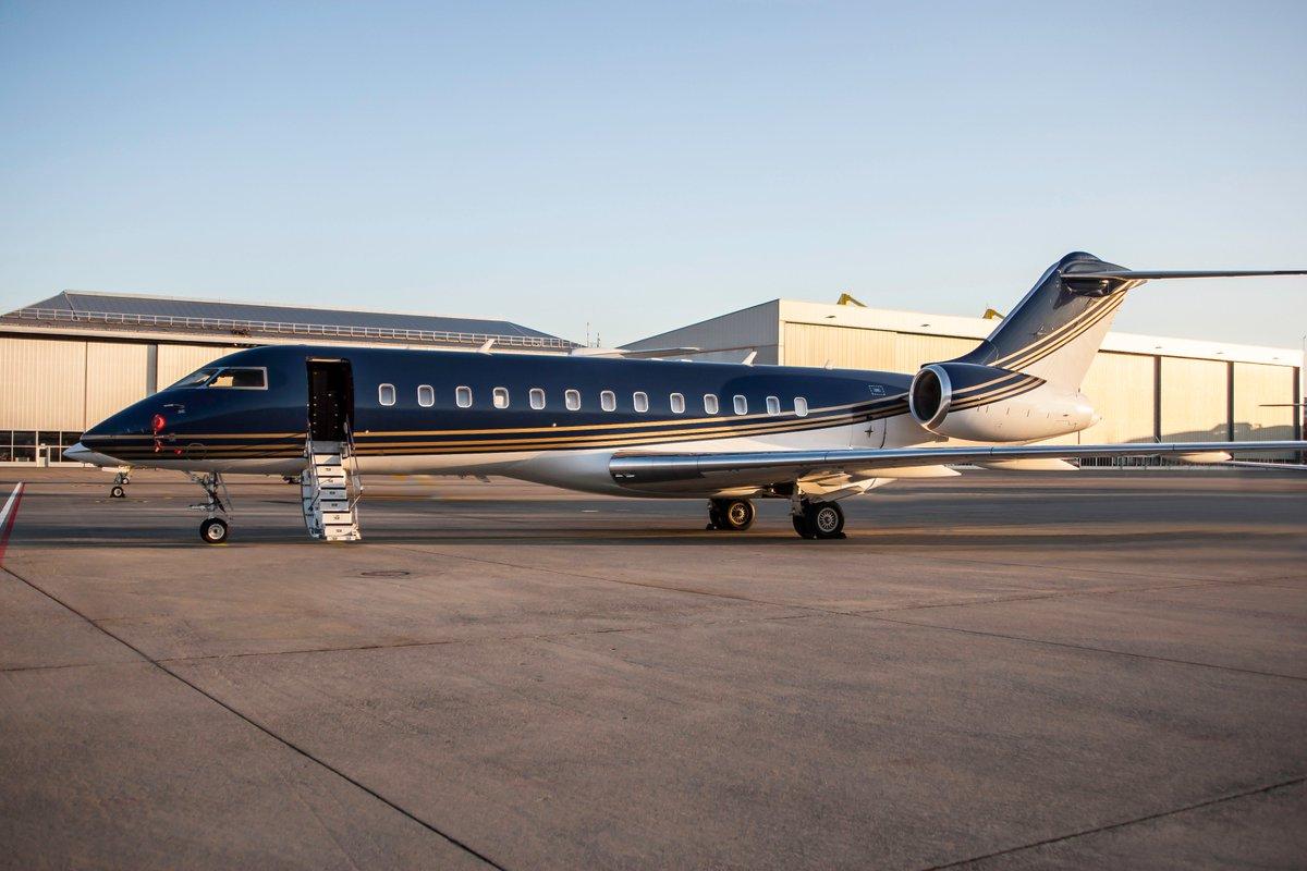 #PlaneOfTheDay Global Express M-YGJL by #GlobalJetConcept. Find at  https:// aviapages.com/aircraft/m-ygj l/ &nbsp; … .  Visit our #JetMarket at  https:// aviapages.com/jet_market/  &nbsp;  . #bizav #bizjet #jetsales #jetforsale #aviapagespremium<br>http://pic.twitter.com/tVLRue6EzZ