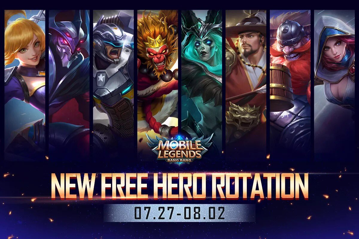 Mobile Legends Redemption Code 2019