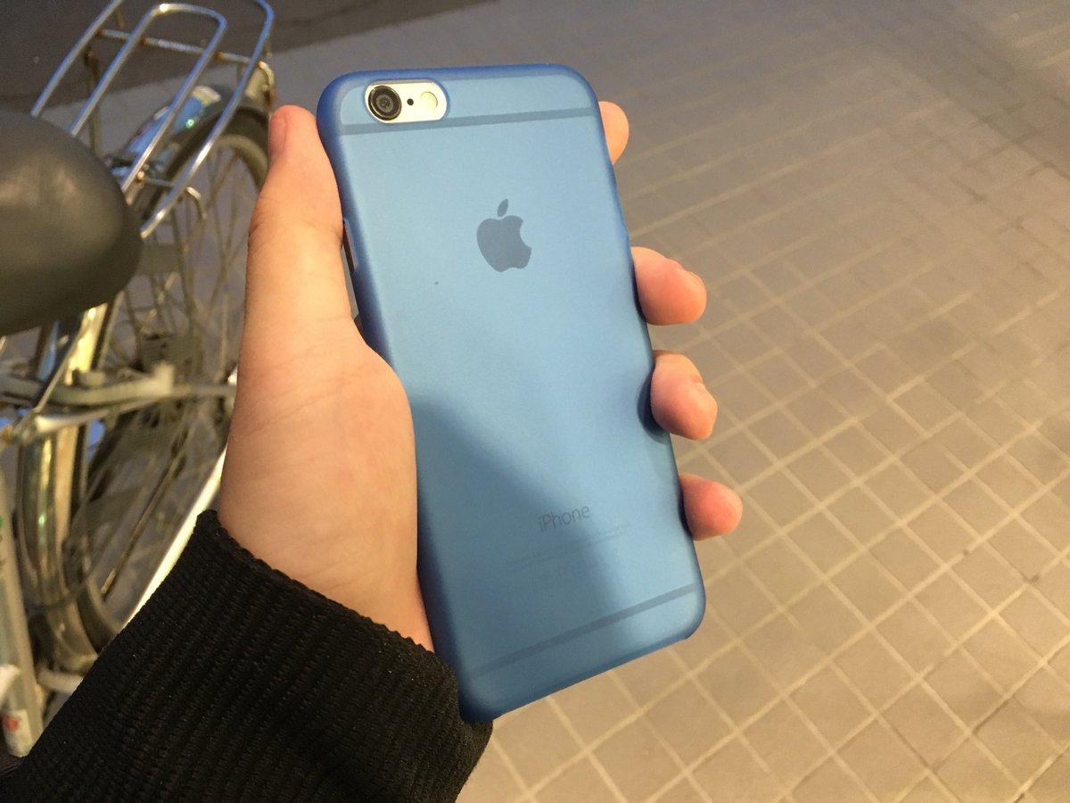 test ツイッターメディア - #iPhone6 にも落下防止のケースを。 #ケース つけてないと滑るんだよね。 #セリア #seria https://t.co/ma2QkDRE5P