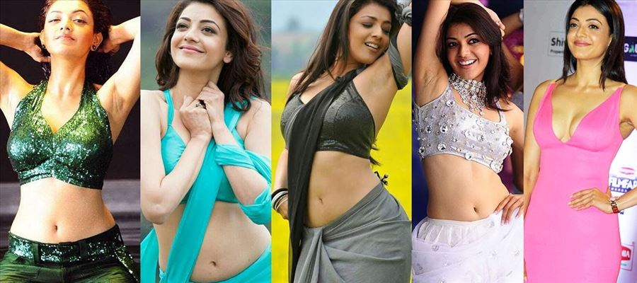 Kajal Aggarwal demands 1 Million INR just to show her Waist and Navel for an Online Shopping Website