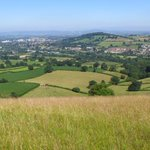 See Doverow from Selsley Common on Saturday's walk. With a chance to deviate.