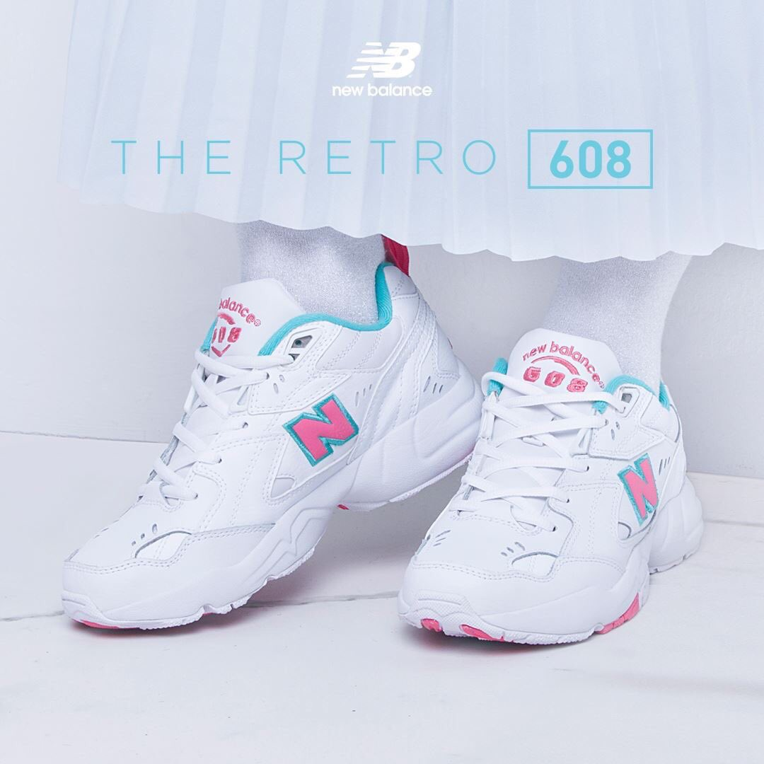 new balance retro 608