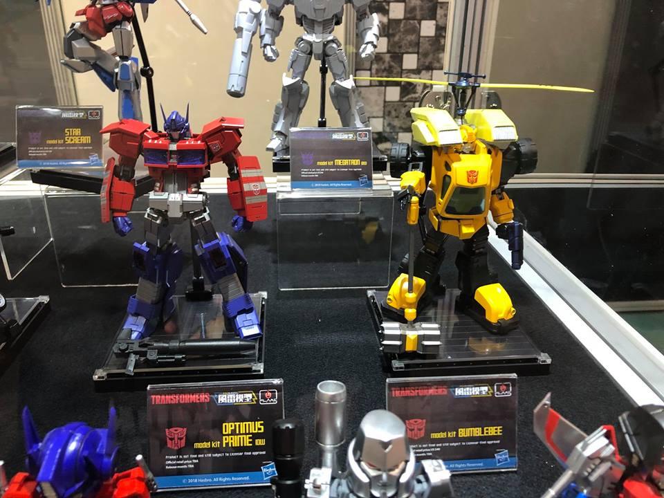 Flame Toys Officially Licensed Drift Tarn Optimus Prime Star
