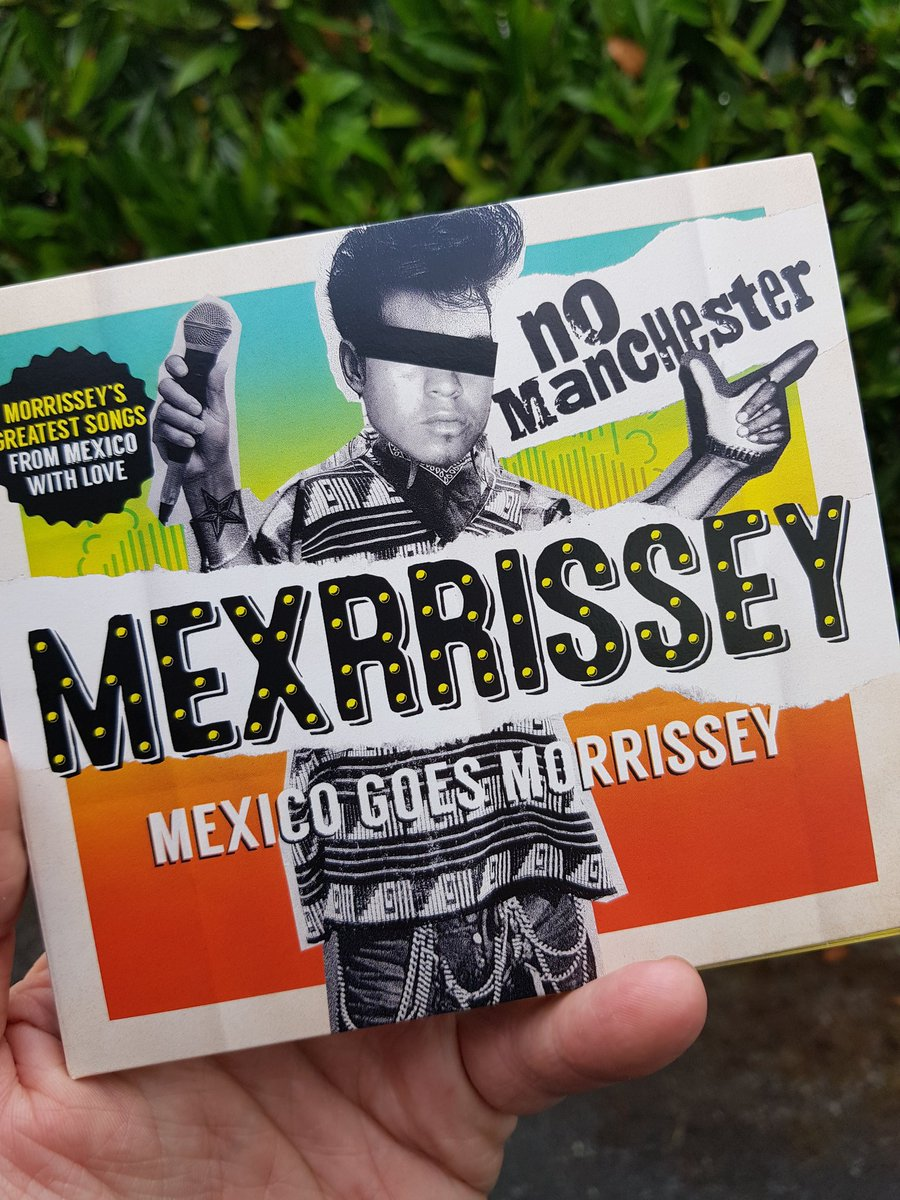 Listening to this on a hot sunny day makes you want a Margarita! #Fact #Morrissey #Moz #Mexrrissey
