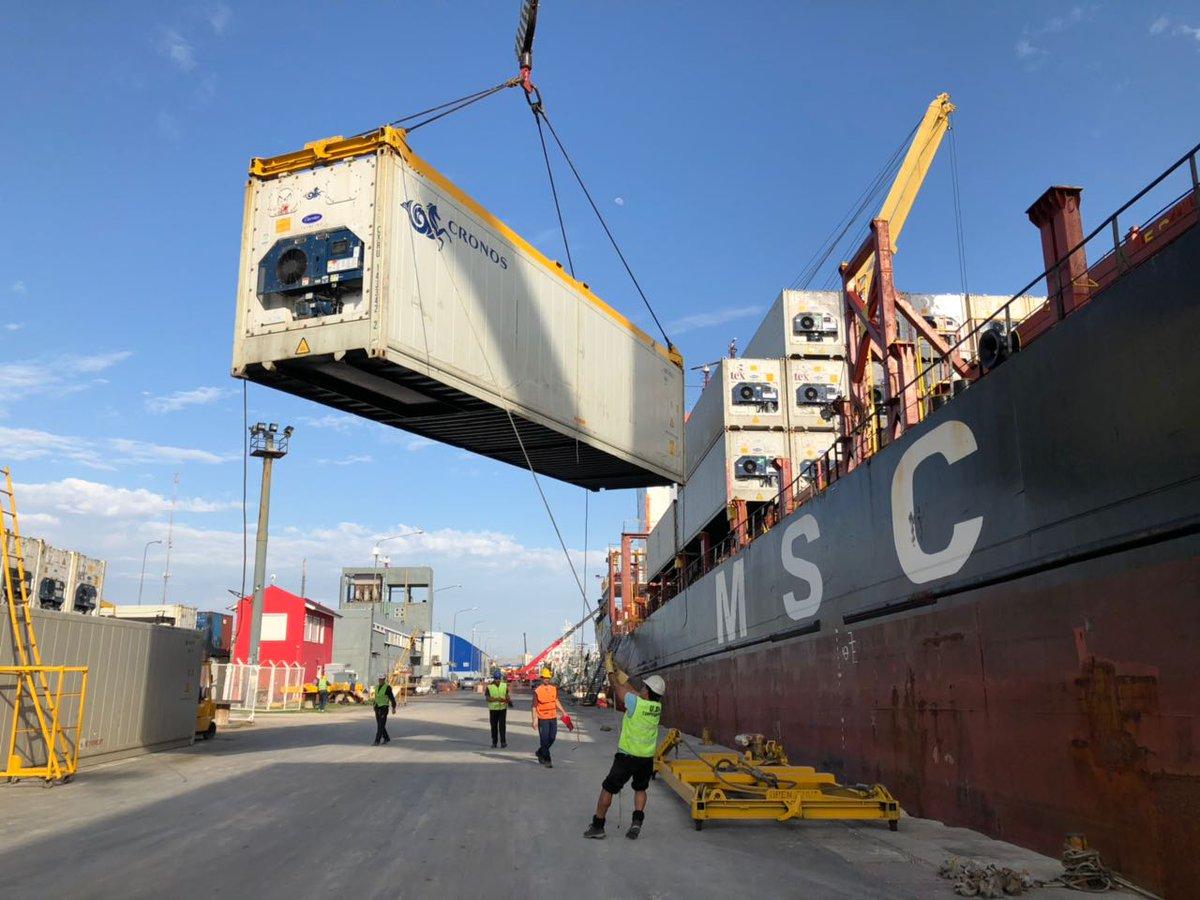 El Gobierno subió por decreto las retenciones a los productos pesqueros y otras exportaciones