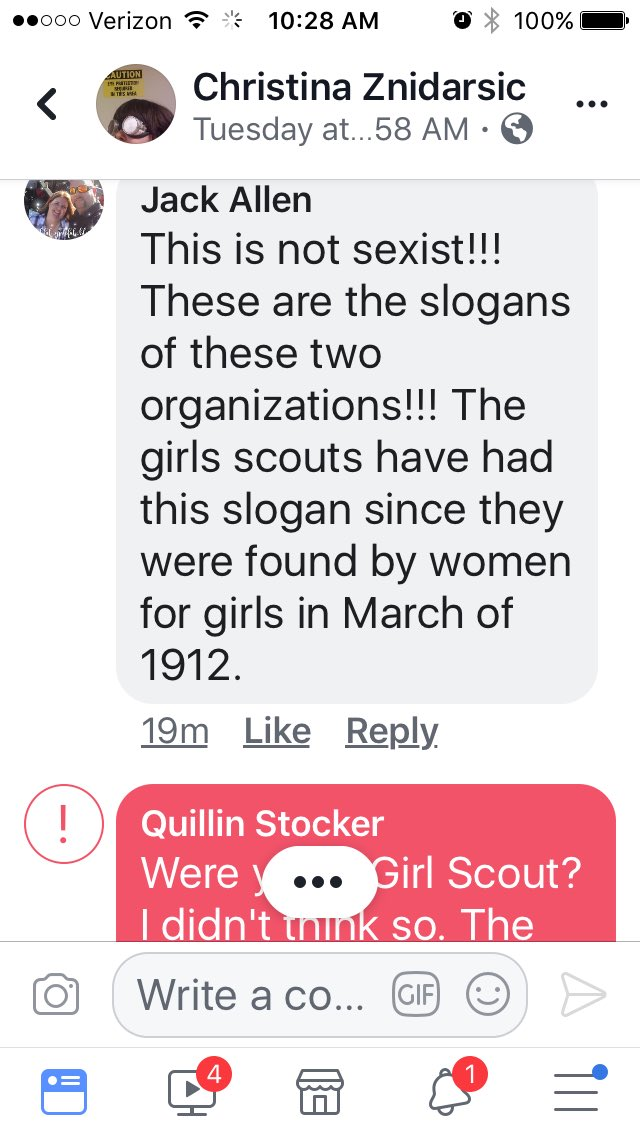 Girl Scouts On Twitter The Girl Scout Slogan Which Has Been Used