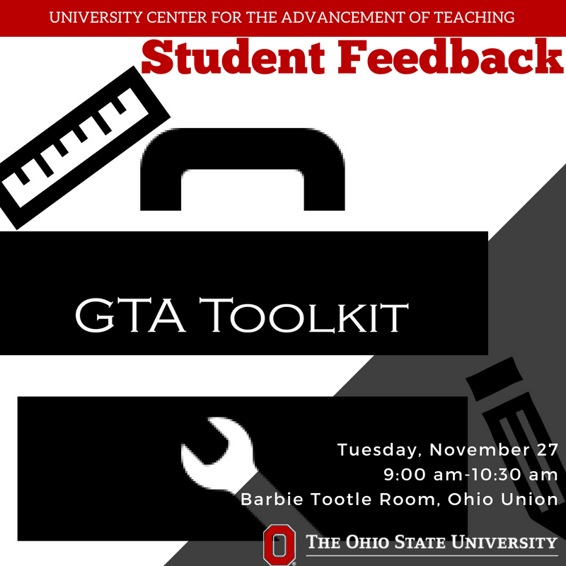 Are you curious about the value and reliability of different types of student feedback? We will explore strategies for obtaining and interpreting student feedback, including the SEIs and beyond. https://t.co/myPxLRljO5