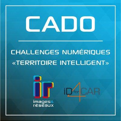 [AAP] #Challenge #CADO2018 Besoin d'expérimenter une solution #TerritoireIntelligent ? Relevez le défi d'1 des 4 sponsors @Veolia @3DSfrance @Bouygues_Immo @nokia et adaptez votre produit au marché ! > Candidatez jusqu'au 01/10/2018  https://t.co/du0XPh7WA5 https://t.co/p4KiyFT9mD