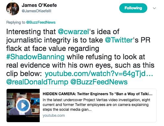 """Charlie Warzel On Twitter: """"regardless, Twitter Has Every"""