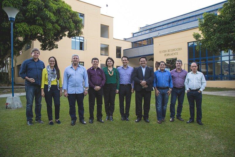 Directores de universidades brasileras en Unibagué