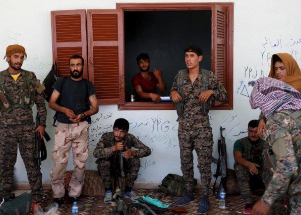 В Дамаске начались переговоры о судьбе Северной Сирии