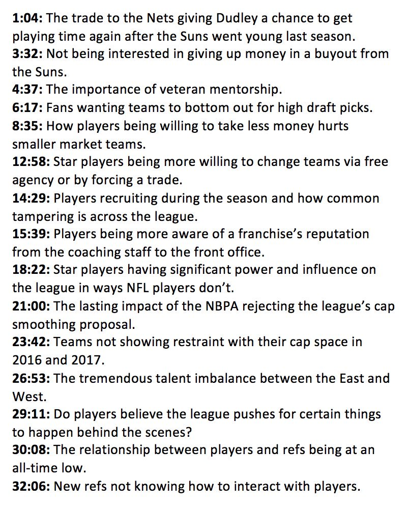 The Woj Pod: @JaredDudley619 on (almost) everything in the NBA. apple.co/2vm1oF0
