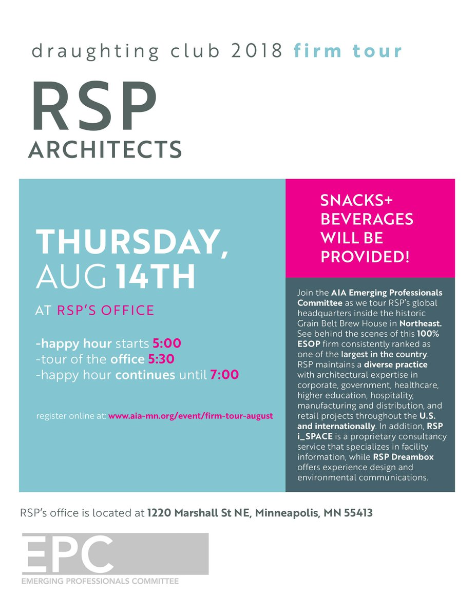 RSP Architects on Twitter: