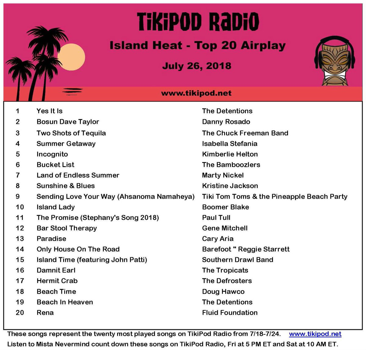 TikiPod Radio on Twitter: