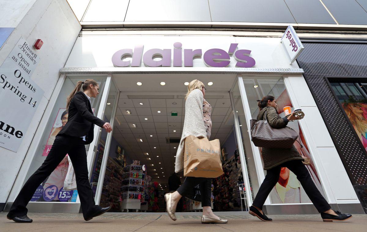 claire's stores stock symbol - 1200×759