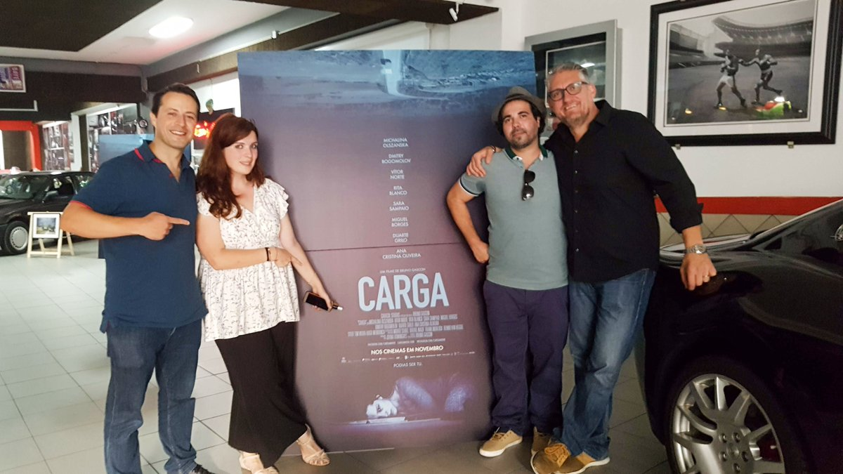 We are proud to be a part of the movie Carga as a digital partner for such an important cause. Available in Portuguese theaters November 2018. #cargamovie #itcouldbeyou  See the trailer below:  https://t.co/6IbVVbrF48 https://t.co/pumnOvIgAB
