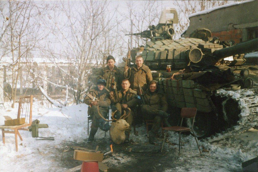 Ханкала танковая рота зенитная батарея фото совершим это