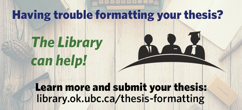 ubc okanagan thesis formatting