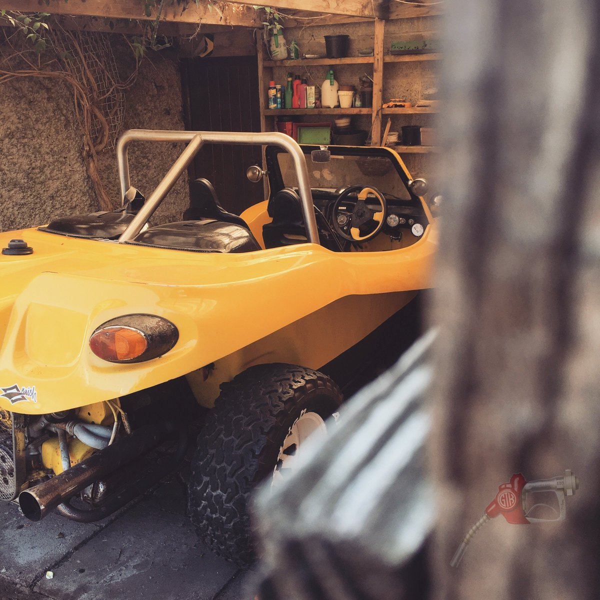 If the weather plays ball the plan is to squeeze a pair of these little tubs into a feature to come... #dunebuggy #beachbuggy #thomascrownaffair #meyersmanx #vw #flatfour #sandrail #summerstyle #classicfun #retrobuild #soupclassicmotoring<br>http://pic.twitter.com/APQO3Q1Chn