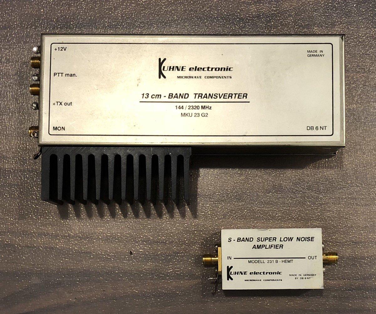 1200 Mhz Transverter