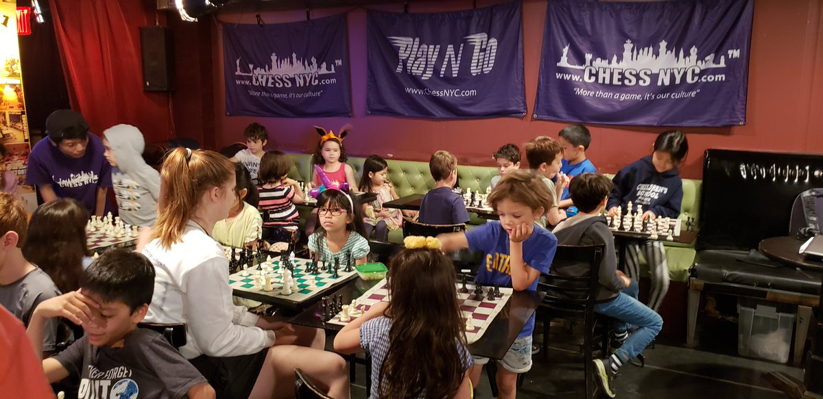 Chess NYC on Twitter: