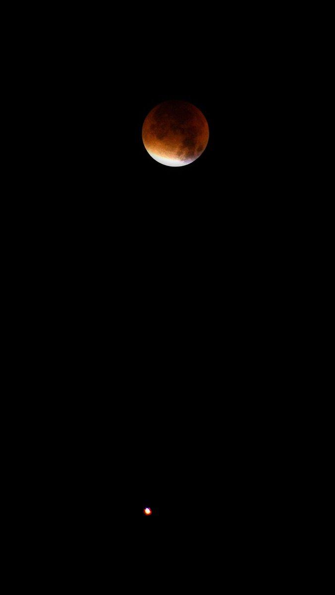 Dlrnext On Twitter Mondfinsternis Mond Und Mars Könnte