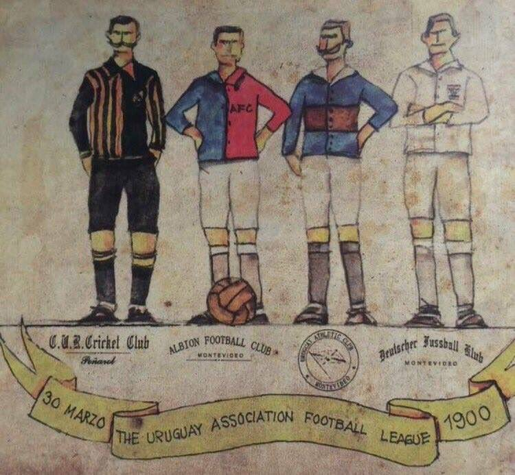 "OldFootballPhotos on Twitter: ""The #Uruguay Association Football ..."
