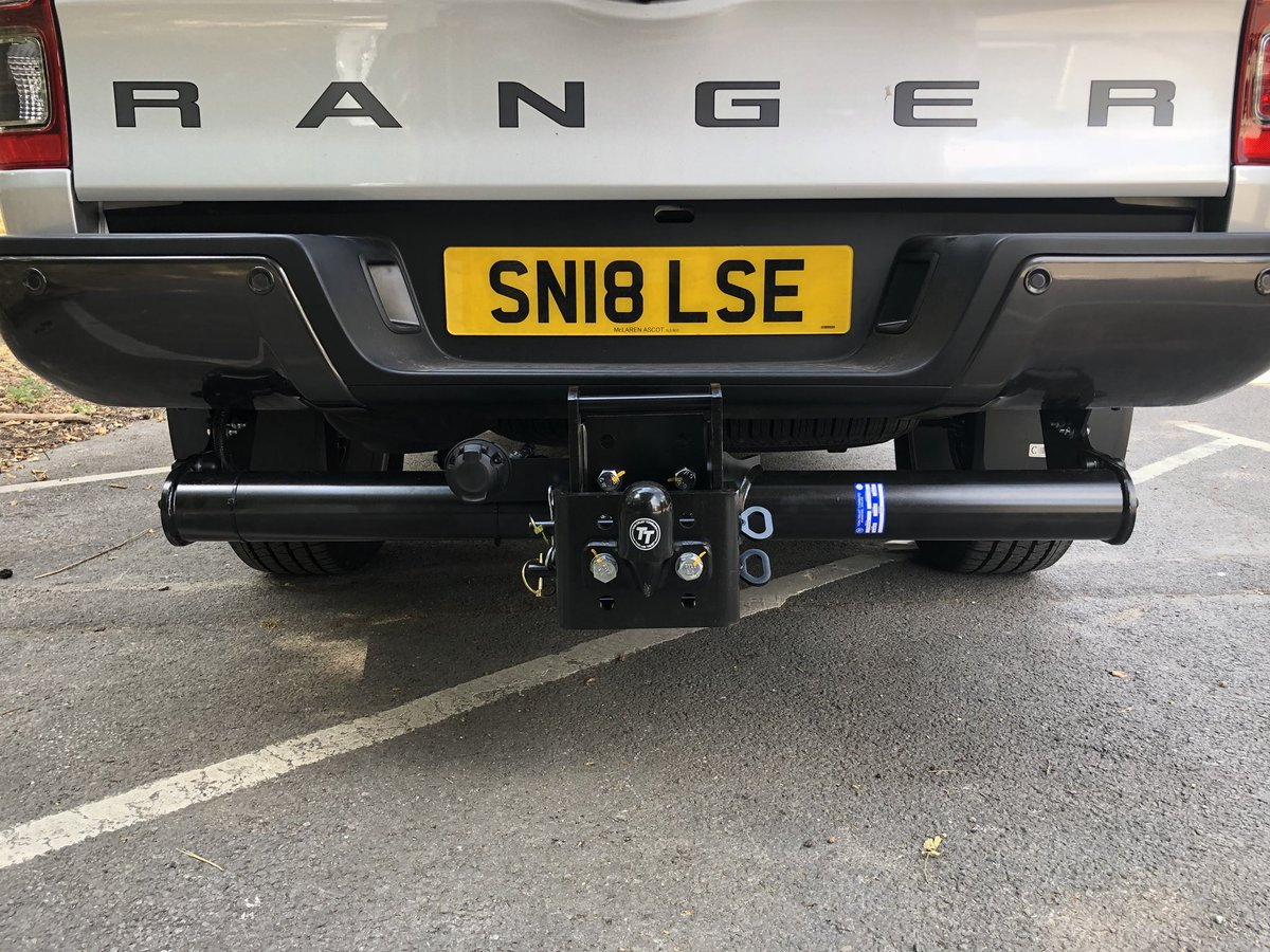 Thealetowbars On Twitter 2018 Ford Ranger With Towtrusttowbars Fixed Flange Towbar Complete With 13 Pin Dedicated Vehicle Specific Electrics And Adjustable Height Coupling Https T Co Yzg3ubiqhl
