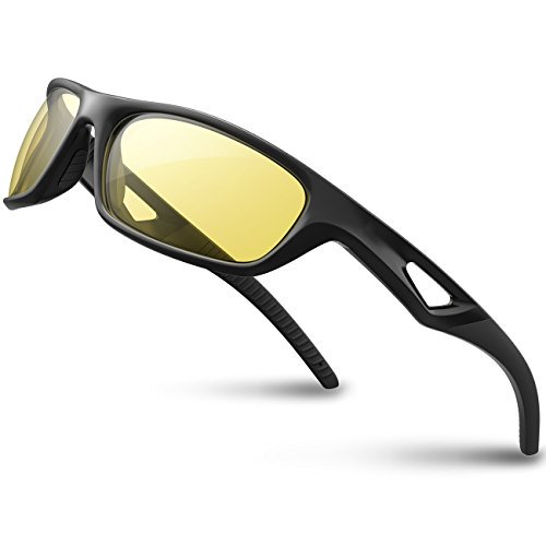 94170cae4b7 RIVBOS Polarized Sports Sunglasses Driving Glasses Shades for Men TR90  Unbreakable Frame for Cycling Baseball RB831 on Play Market ...